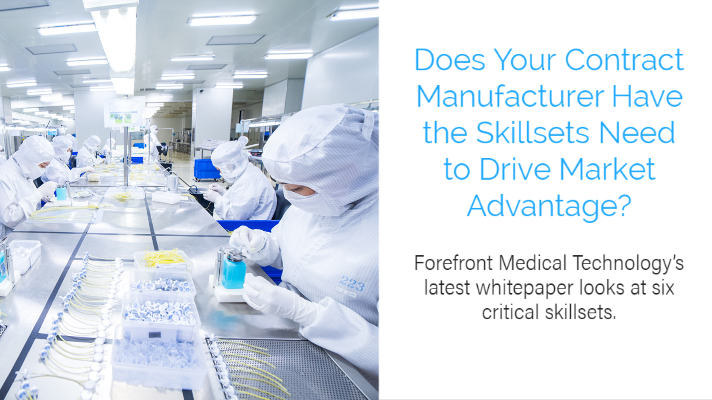 Driving Market Advantage: Six Critical Contract Manufacturer Skillsets