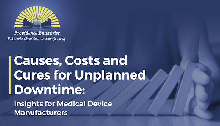 Causes, Costs and  Cures for Unplanned Downtime