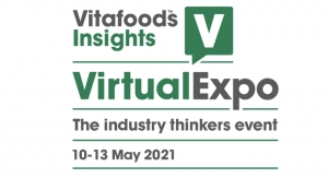 Vitafoods Insights Launches Four-Day Virtual Expo