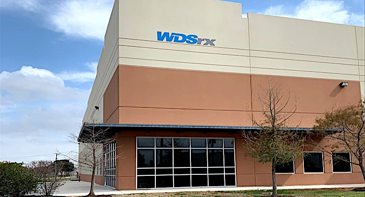 WDSRX Establishes National 3PL Presence