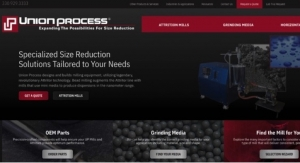 Union Process Unveils New Website