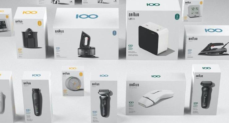 Braun Celebrates 100 Years of 'Good Design'