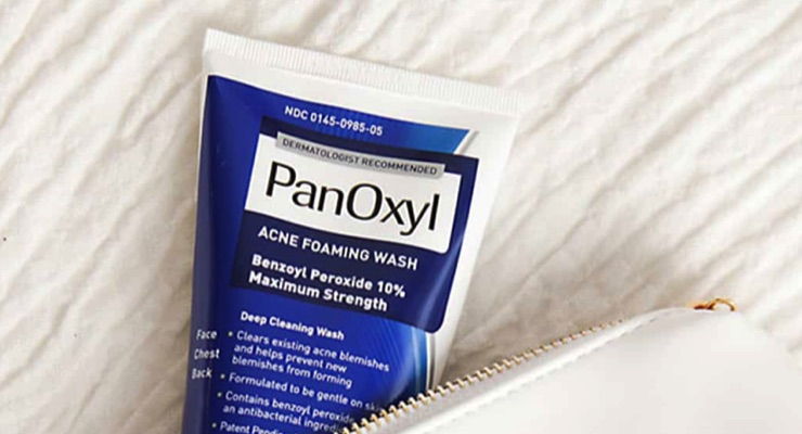 PanOxyl Acne Face Wash Rises in The Ranks