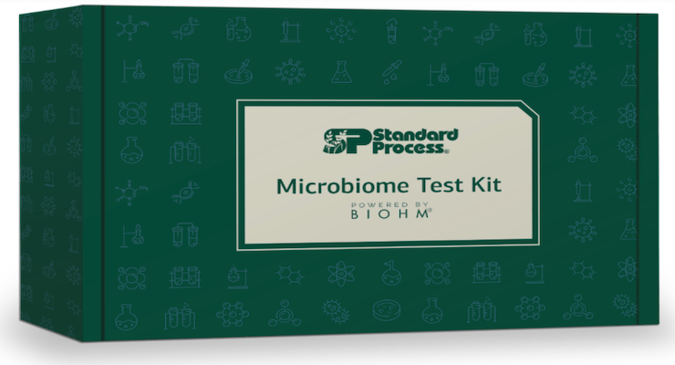 Standard Process Partners with BIOHM Health to Deliver Microbiome Test Kit
