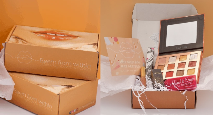 A Beauty Subscription Designed for Women of Color