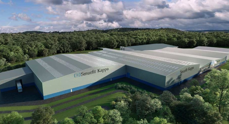 Smurfit Kappa Invests €40 Million in North Wales