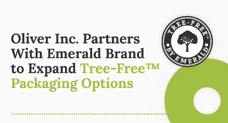 Oliver Inc. Partners with Emerald Brand