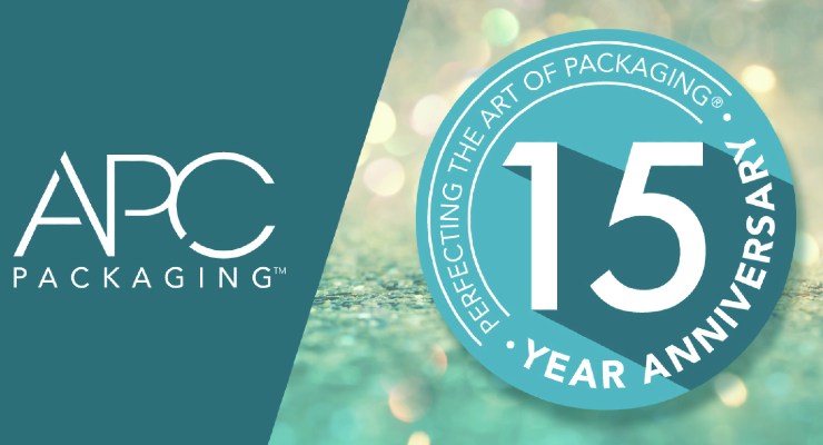APC Packaging Celebrates 15th Anniversary