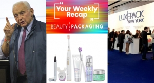 Weekly Recap: New Oral Care Category from Colgate, Wexner Steps Down, Luxe Pack is Postponed & More