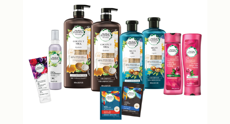 Herbal Essences Launches 'Renew the Forest' Program