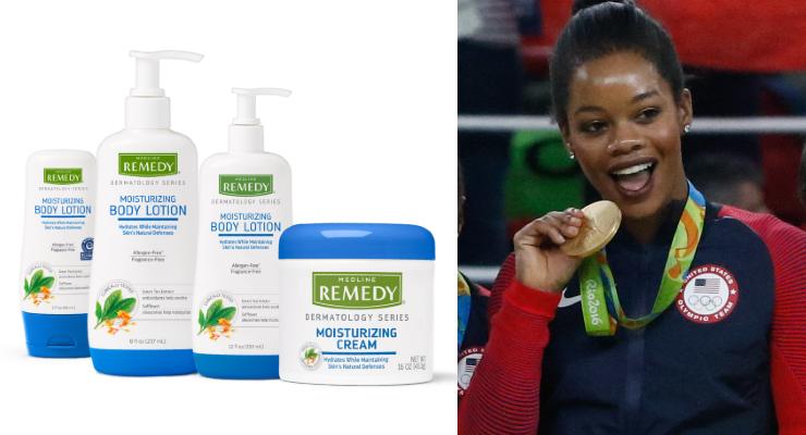 Remedy Dermatology Series Partners with Gymnast Gabby Douglas