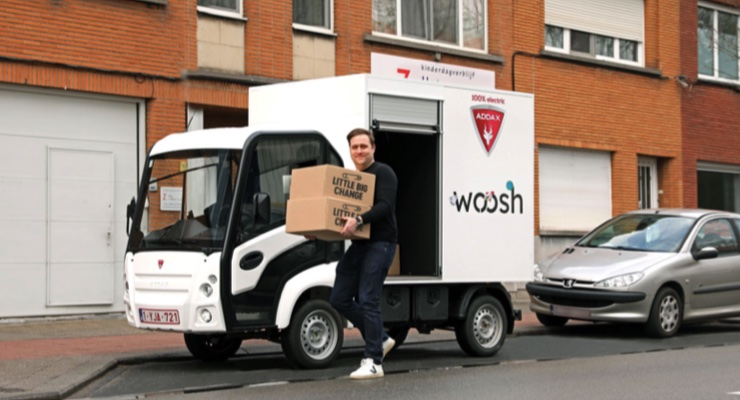 Ontex Partners with Woosh to Roll Out Diaper Recycling Program