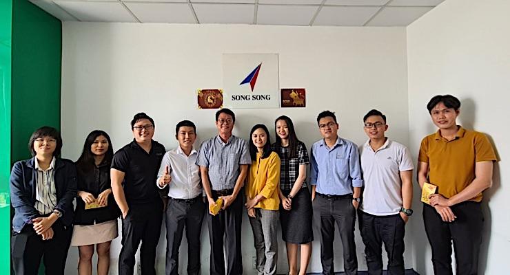 Vetaphone strengthening position in Asia