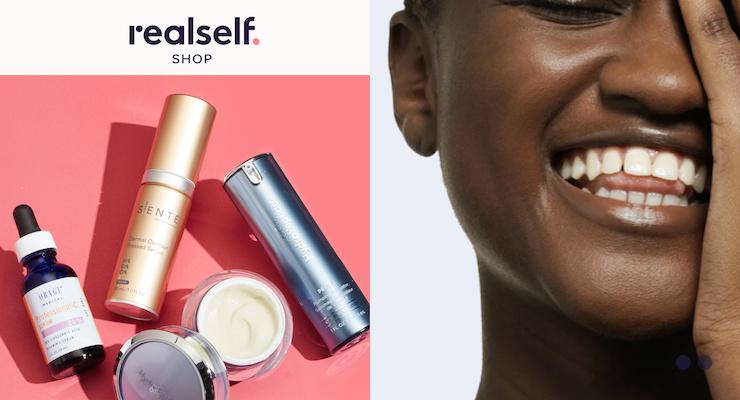 RealSelf Opens Skin Care Shop
