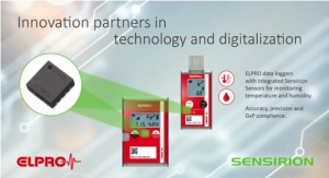 Sensirion Inside: ELPRO's Data Logging Solutions