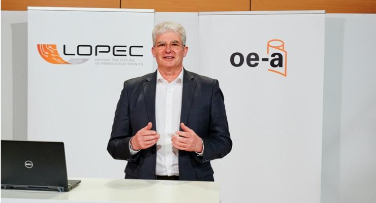 LOPEC: Flexible, Printed Electronics Continue Course for Success