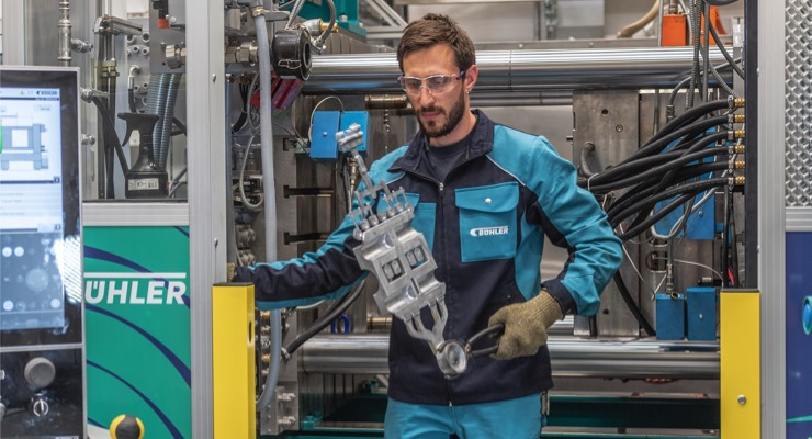 Bühler Fully Operational for Customer Trials