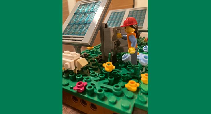 NREL: Giving Kids Building Blocks to Envision Solar Future