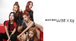 Maybelline New York Taps K-Pop Band Itzy as Global Spokesmodels