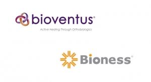 Bioventus Acquires Bioness Inc.