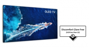 LG Display's OLED TV Panels Obtain UL