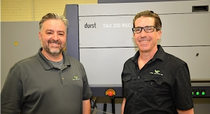 Label Solutions Inc. adds Durst RSC-E UV inkjet label press