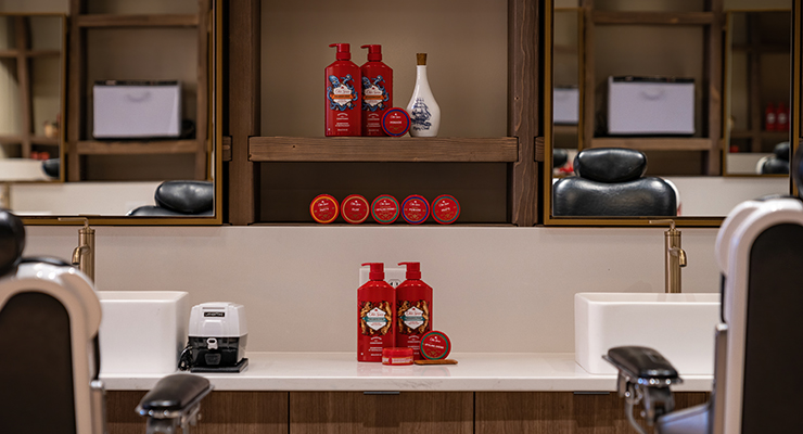 A Better Barber Experience Via Old Spice