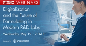 Digitalization and the Future of Formulating in Modern R&D Labs