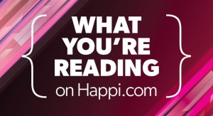 What You're Reading on Happi.com