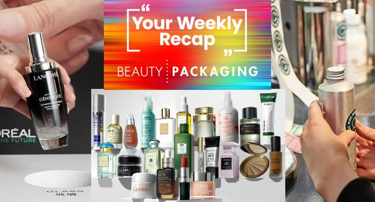 Weekly Recap: Estée Lauder Signs MOU, The Body Shop Opens Refill Stations & More