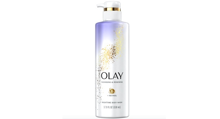 Olay Is Awash in New Body Care Products