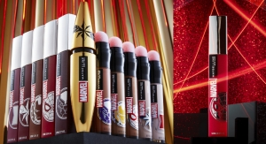 Maybelline  Launches Makeup Collection with Marvel