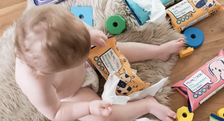 Mum & You Baby Wipes Earn Green Seal Certification