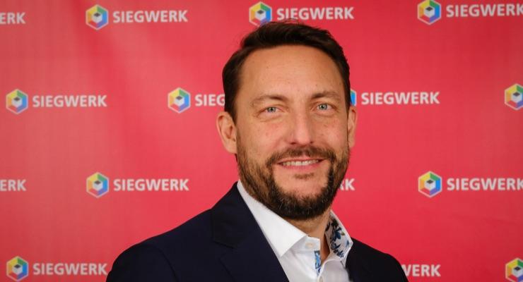 Dr. Nicolas Wiedmann Takes Over as New Siegwerk CEO