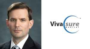 Vivasure Medical Appoints CEO