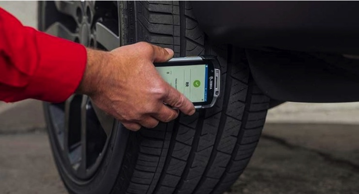 Zebra Technologies, Discount Tire Unveil First Tire Inspection Mobile Computing Solution