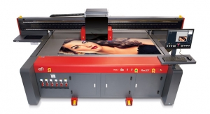 Linemark Adds EFI Pro 30f UV LED Flatbed Printer