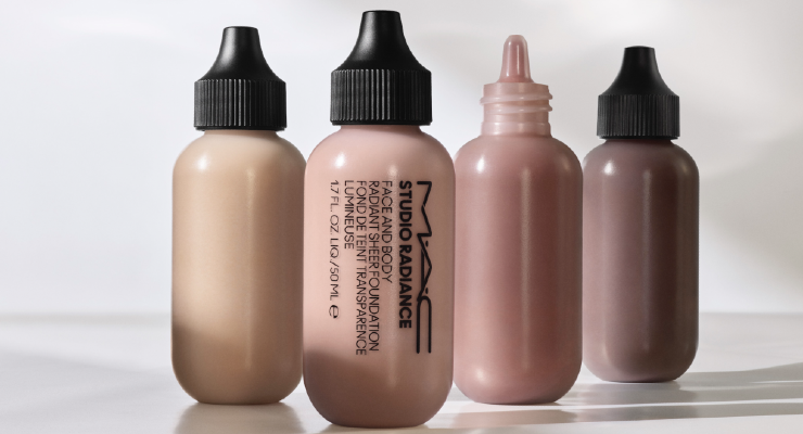 MAC Cosmetics Expands Studio Radiance Foundation