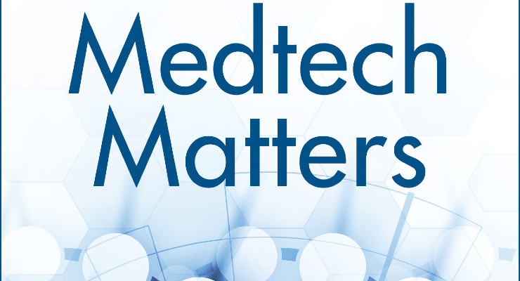 A Digital Stethoscope & Digital Health—A Medtech Matters Podcast