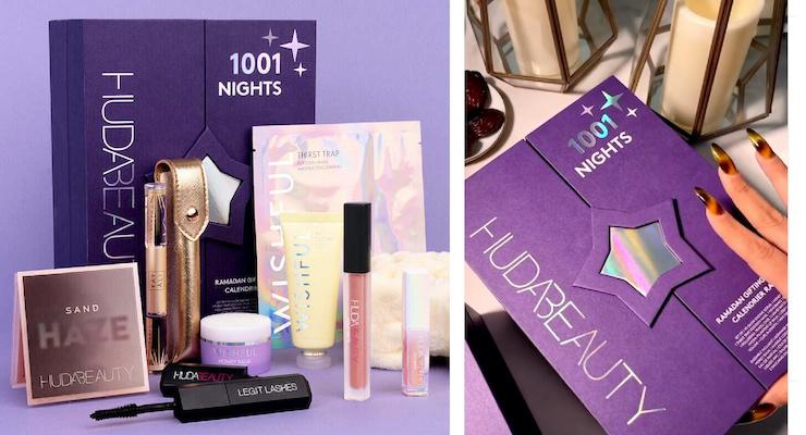 Huda Beauty Launches 1001 Nights Ramadan Kit