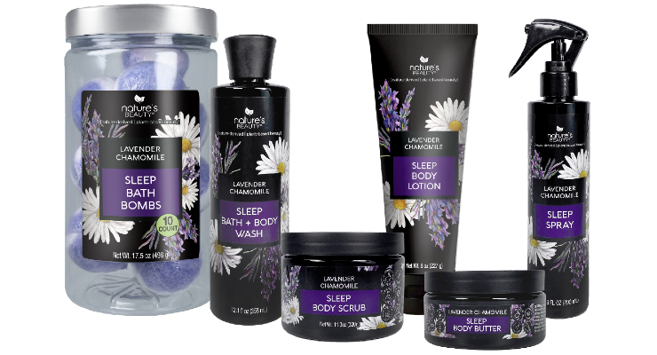 Nature's Beauty Debuts Vegan Natural Body Care at Walgreens