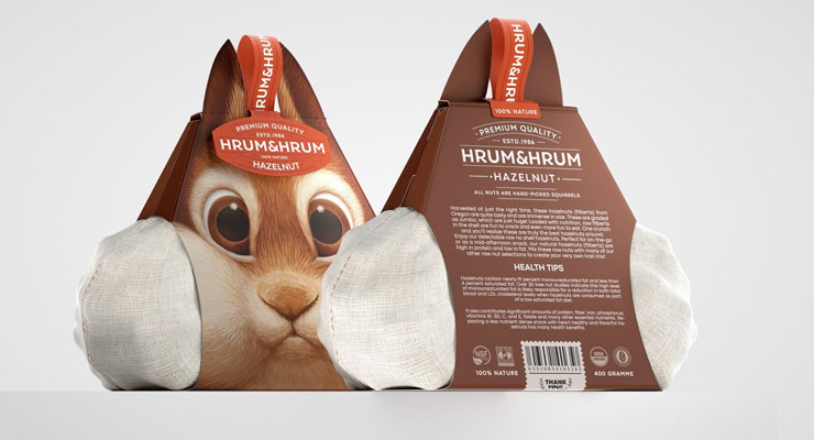 When packaging goes viral