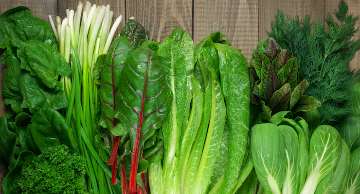 Green Leafy Vegetable Intervention Reduces Marker of Colorectal Cancer Risk, Study Finds