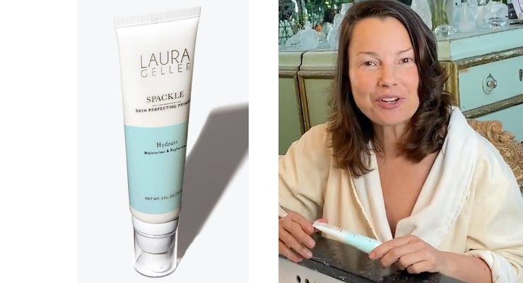 Laura Geller Beauty Recruits Fran Drescher To Promote Spackle Primer