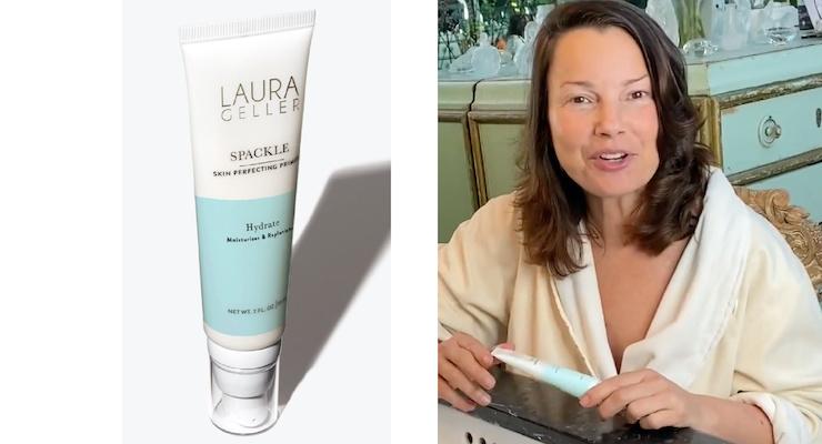 Laura Geller Beauty Recruits Fran Drescher To Promote Spackle Primer