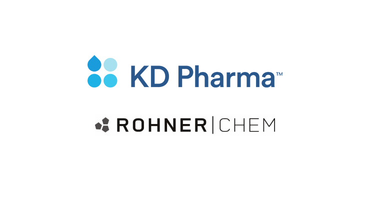 KD Pharma Acquires Manufacturing Assets from Rohner AG