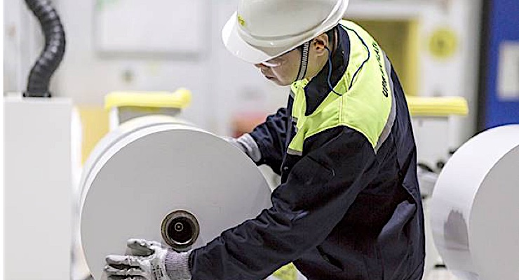 UPM Raflatac achieves multi-site health and safety certification