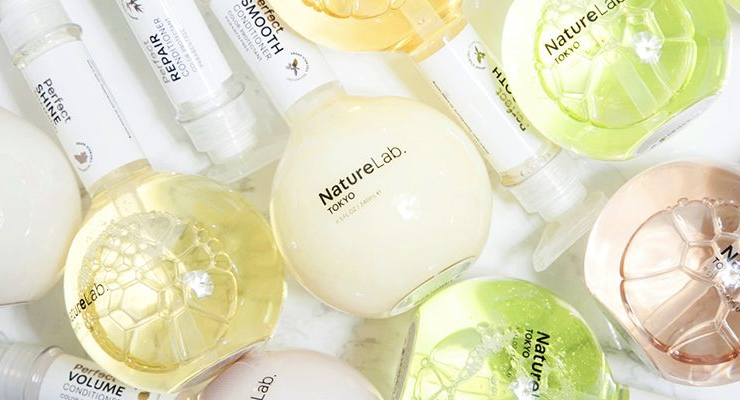 NatureLab. Tokyo's Hair Care Launches in Ulta Beauty Stores