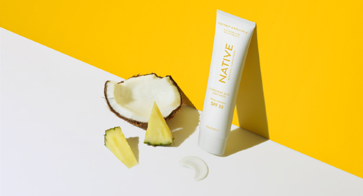 Native Launches Broad Spectrum SPF 30 Mineral Sunscreens