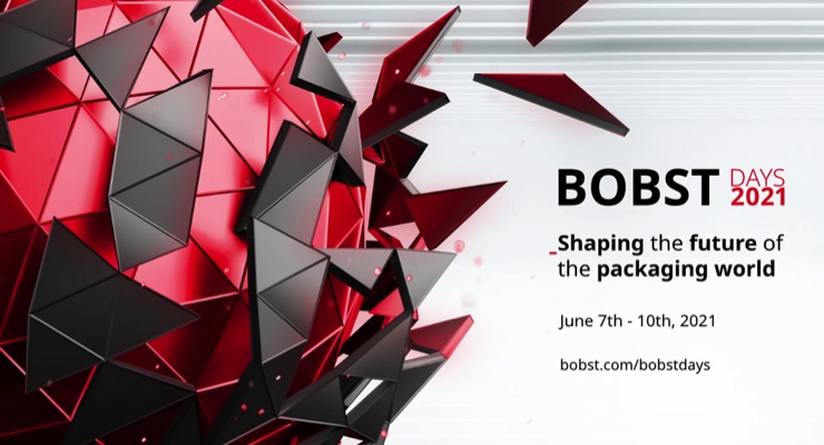 Bobst announces virtual packaging industry event